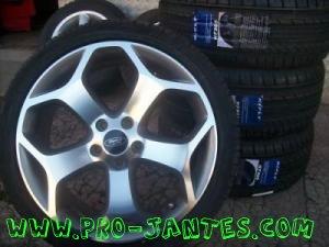 pack jantes ford c max s max 18 39 39 pouces pneus hifly hf805 225 40 18 boutique. Black Bedroom Furniture Sets. Home Design Ideas